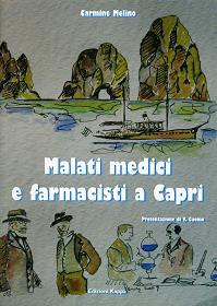 Segnaposto Malati medici e farmacisti a Capri
